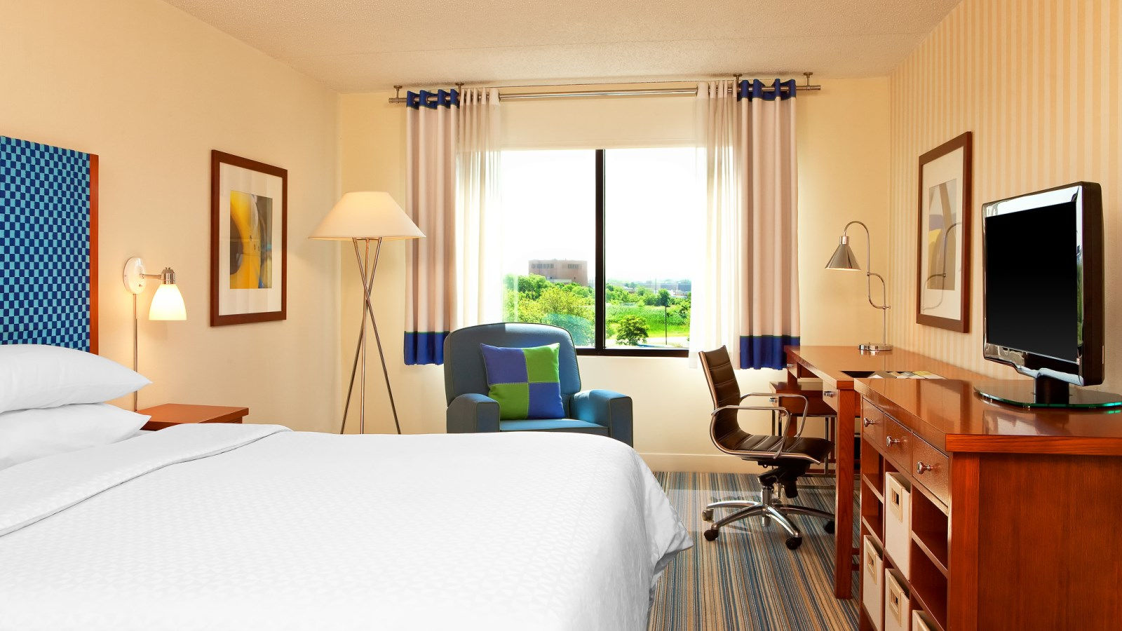 Bangor Accommodations - Accessible King Room